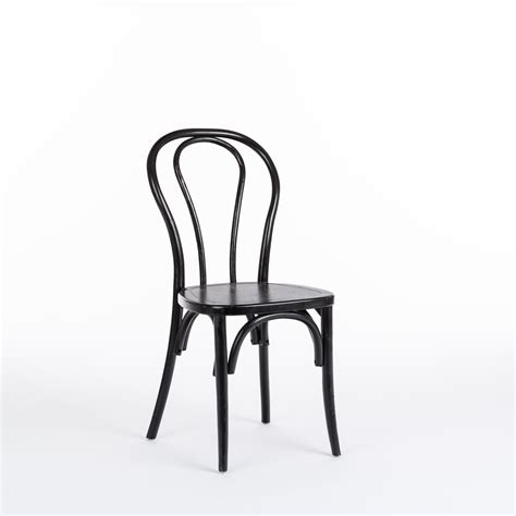 black bentwood chairs hire bentwood chair black encore events rentals