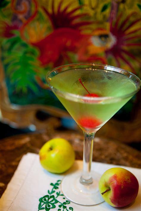 apple martini bar carousel bar summer cocktail recipes