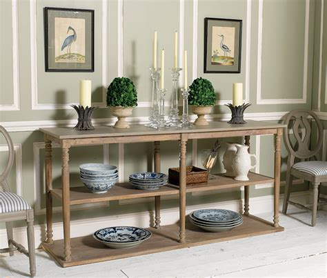 how to style a console table how to style a console table oka