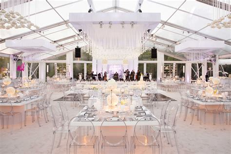 Wedding Reception Tent by Wedding Ideas Trends Clear Top Wedding Tents Inside