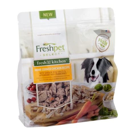 freshpet select food freshpet select food fresh from the kitchen home cooked chicken recipe hy vee