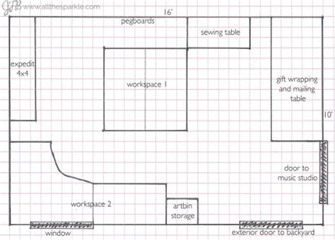 craft room layout designs craft room tour