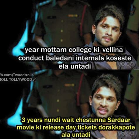 Telugu Movie Memes - funny memes on sardaar gabbar singh tickets online booking