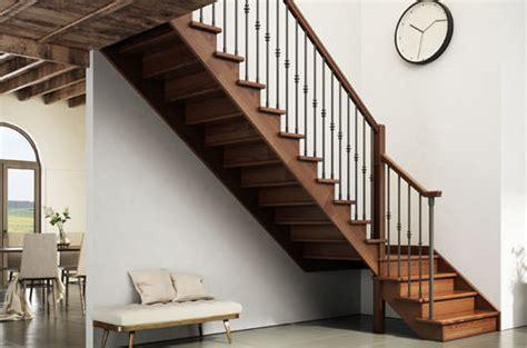 scale interne in legno scale a giorno scale moderne rintal