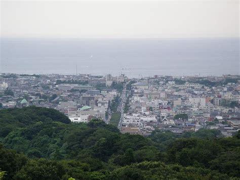 Kunci T Uk 12 湘南の海 横浜ランドマークタワーが見える 鎌倉天園ハイキング 最近の関心事 思う事 楽天ブログ