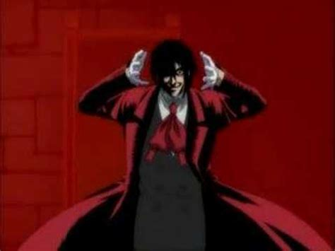 hellsing luke hellsing tv alucard vs luke
