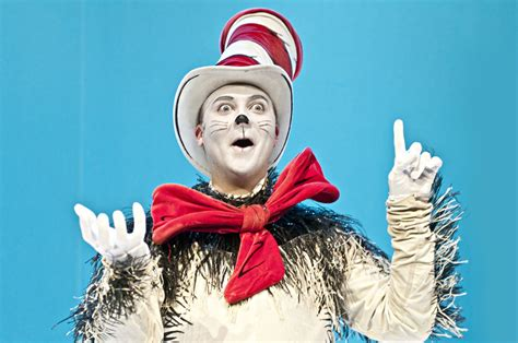 The Cat the cat in the hat at the new theatre cardiff review