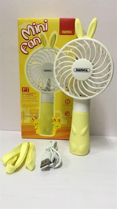 Kipas Angin Usb 5 Inci jual remax handy fan bunny kipas angin usb mini fan remax bunny f7 baru barang alat