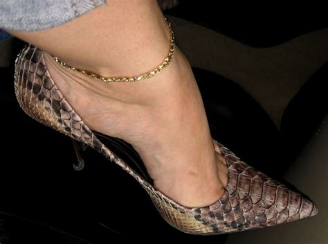 heels for high arches high arch and toe clevage in snakeskin to