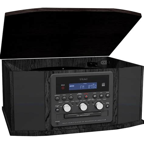 cd recorder deck teac gf 550 turntable cassette deck cd recorder gf 550