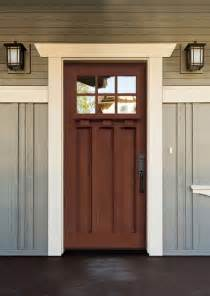 Where To Buy Exterior Doors Belmont Craftsman Fiberglass Doors
