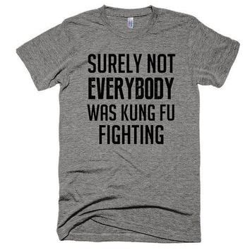 printable lyrics to kung fu fighting shop graphic workout shirts on wanelo