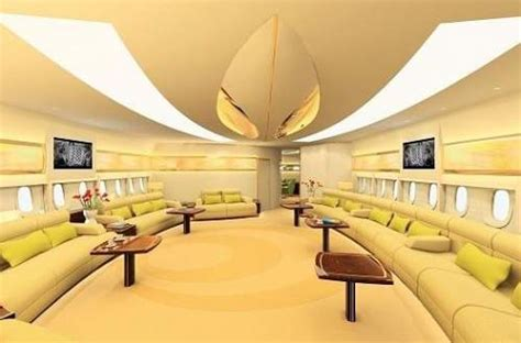 Saudia Square Plain 10 most luxurious jets in the world
