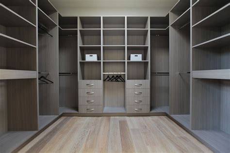 Walk In Wardrobe Closet by Fabulous Laurel Walk In Closet With Grey Cabinets And Grey Shelves Closet