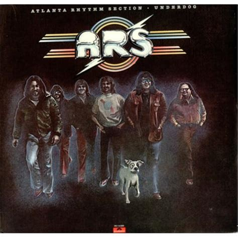 atlanta rhythm section large time atlanta rhythm section underdog us vinyl lp album lp