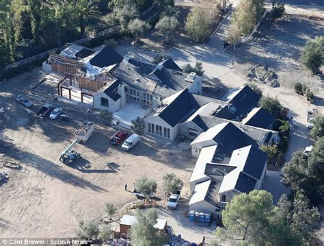 kim kardashian and kanye west s new house in calabasas kim kardashian and kanye will move into mansion in may
