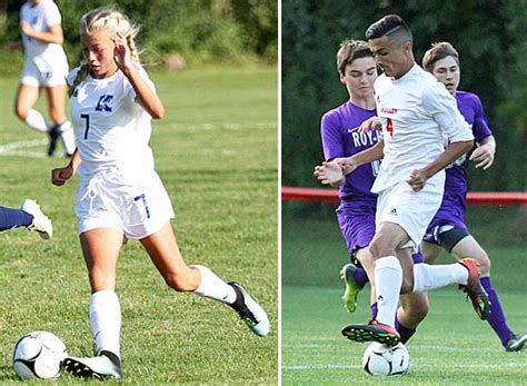 nys section v girls soccer holley boys kendall girls will host soccer sectional