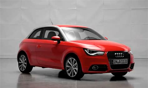 Small Audi by The Audi A1 Packs Extra Oomph In A Small Package