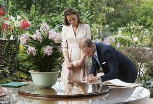 prince avnon and the with orchid books kate middleton and prince william visit orchid created for