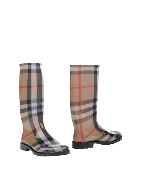 burberry boots mens burberry boots in for lyst