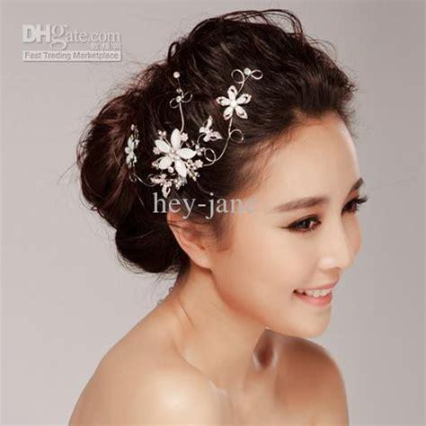 wedding clip for hair wedding bridal floral wedding bridal hair clip hair