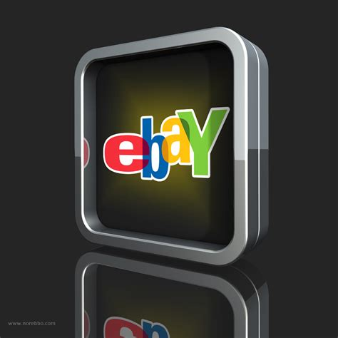 ebay com ebay logos rendered with a variety of objects norebbo
