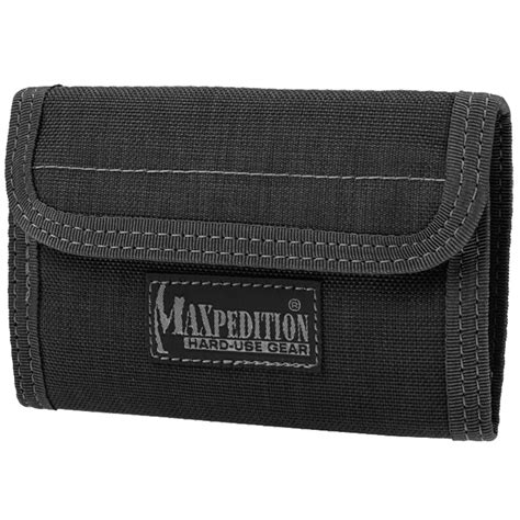 maxpedition wallet maxpedition spartan wallet black other pouches
