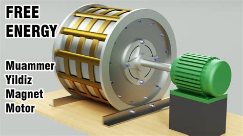 free energy generator magnet motor overunity motor