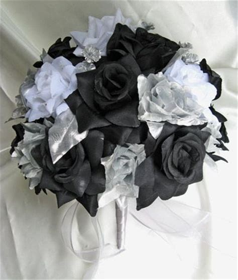 17 best ideas about black silver wedding on white silver wedding wedding colors and