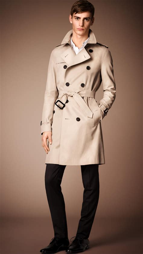 Heritage By Burberry by Lyst Burberry The Sandringham Heritage Trench