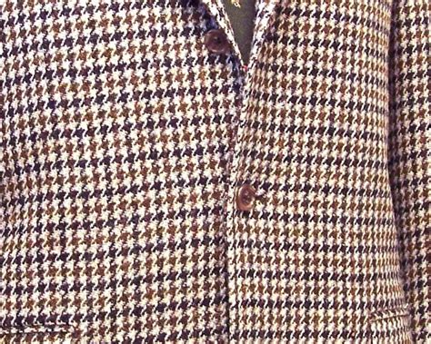 houndstooth pattern history tweed guide the story of harris saxony donegal