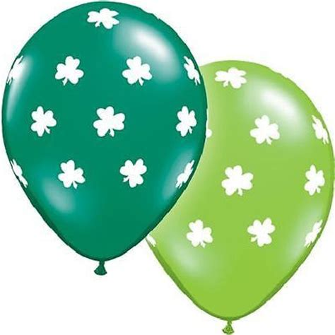 balloon rubber st o brian birthdays and st s day on