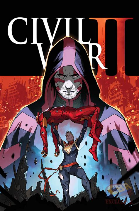 civil war ii sdcc 2016 total awesome 9 civil war ii 7 finale