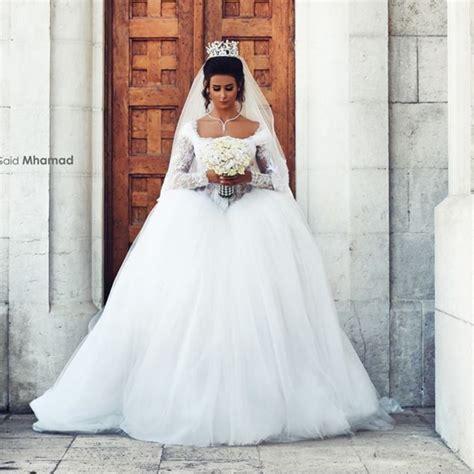 Robe De Mariée Orientale 2017 - robes de mariage arabe