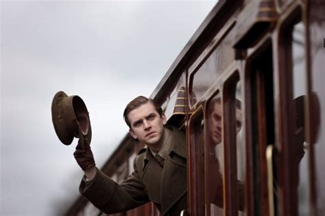 dan stevens pictures an evening with downton abbey dan stevens at downton downton abbey photo 26059557