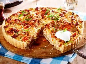 quiche kuchen quiche herzhafter kuchen aus frankreich lecker