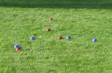 backyard ball backyard bocce ball photos mr papa s world