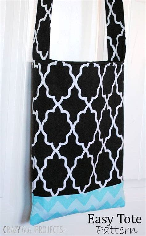 easy tote bag sewing pattern free easy tote bag free sewing pattern