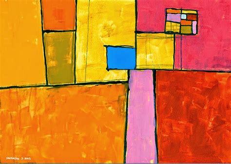 imagenes para pintar acrilico cuadros pinturas oleos obras abstractas f 225 ciles