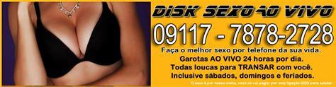 Telefone do disk sexo
