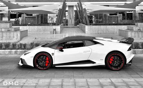 Lamborghini Performance Upgrades Dmc Announces Stage 3 Upgrades For Lamborghini Huracan