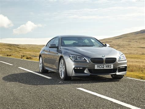 bmw  series gran coupe uk  pictures