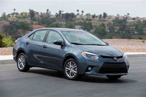 Toyota Corolla Le 2015 Price Toyota Corolla Le Plus 2015 Reviews Prices Ratings