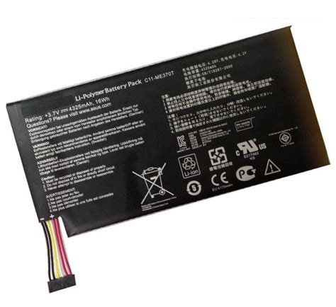 Genuine Replacement Battery C11 Me370t For Nexus 7 1st http www dearbattery co uk