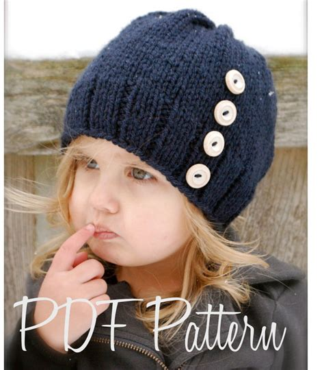 knit hats for toddlers knitting patterns for hats for children crochet and knit
