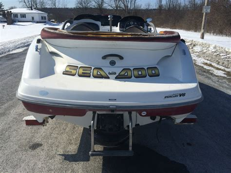 sea doo bombardier boat sea doo challenger 1800 bombardier 2002 for sale for