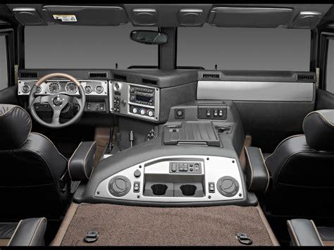 Hummer Interior by Hummer H1
