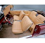 Leather Seat Upholstery Cars Car Materials  What They