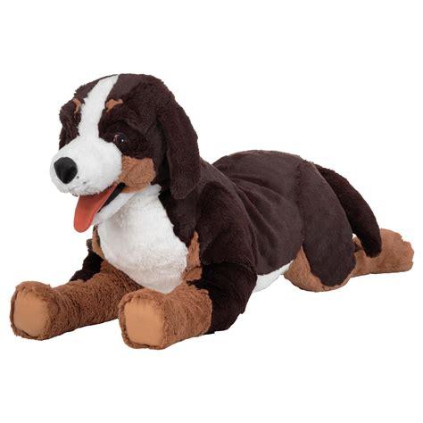 ikea dog hoppig soft toy dog bernese mountain dog 63 cm ikea