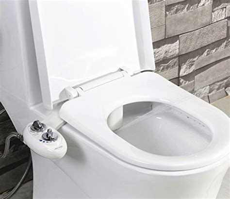Luxe Bidet Neo 120 by Luxe Bidet Neo 120 Self Cleaning Nozzle Fresh Water